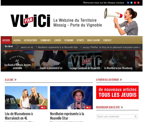 www.vuparici.fr - Vu par ICI
