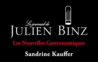 Carte De Visite Pour Sandrine Kauffer