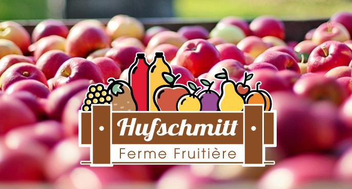 Site internet pour la Ferme Hufschmitt