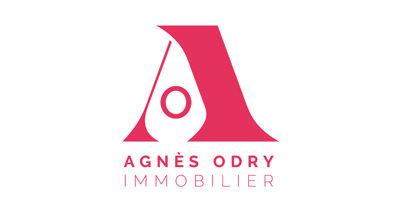 Communication graphique et digitale pour AGNES ODRY IMMOBILIER