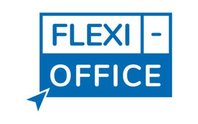 Flexi-Office, création d'un logo et un site web